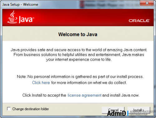 Java SE Runtime Environment 1.8.0.121 RU + архив версий