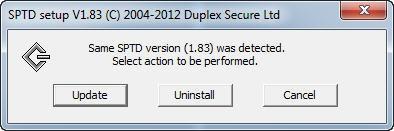 SPTD (SCSI Pass Through Direct) 2.11 EN + архив версий