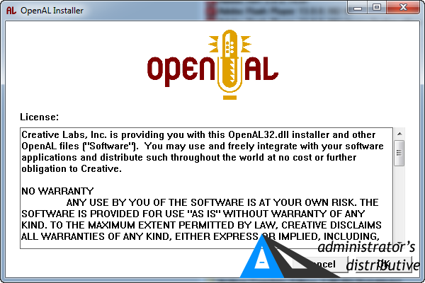 OpenAL codec