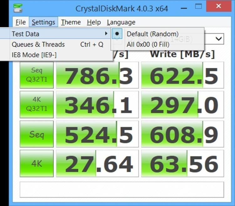 Crystaldiskmark скачать бесплатно crystaldiskmark 6. 0. 2.